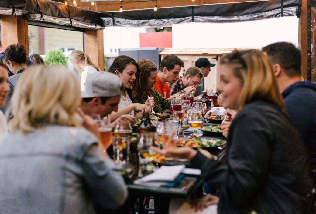 Posiłki dla grup zorganizowanych